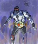 009 - Silver Goliath