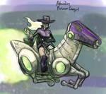 010 - Platinum Cowgirl