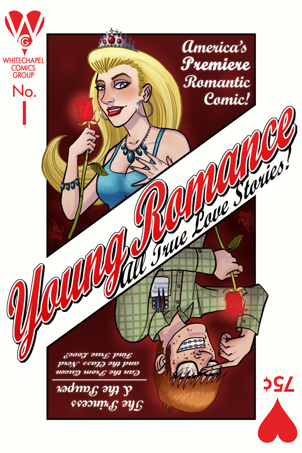 Young Romance 1 by DBed