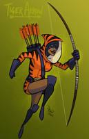 046 - Tiger Arrow by DBed