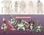 Mutant Guardians 1992 - 2010