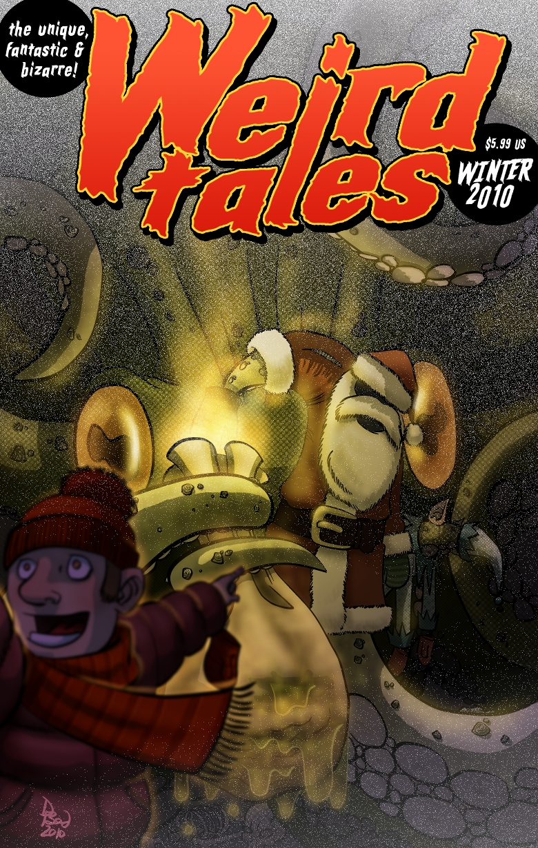 Weird Tales by DBed
