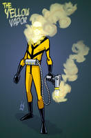 061 - Yellow Vapor by DBed