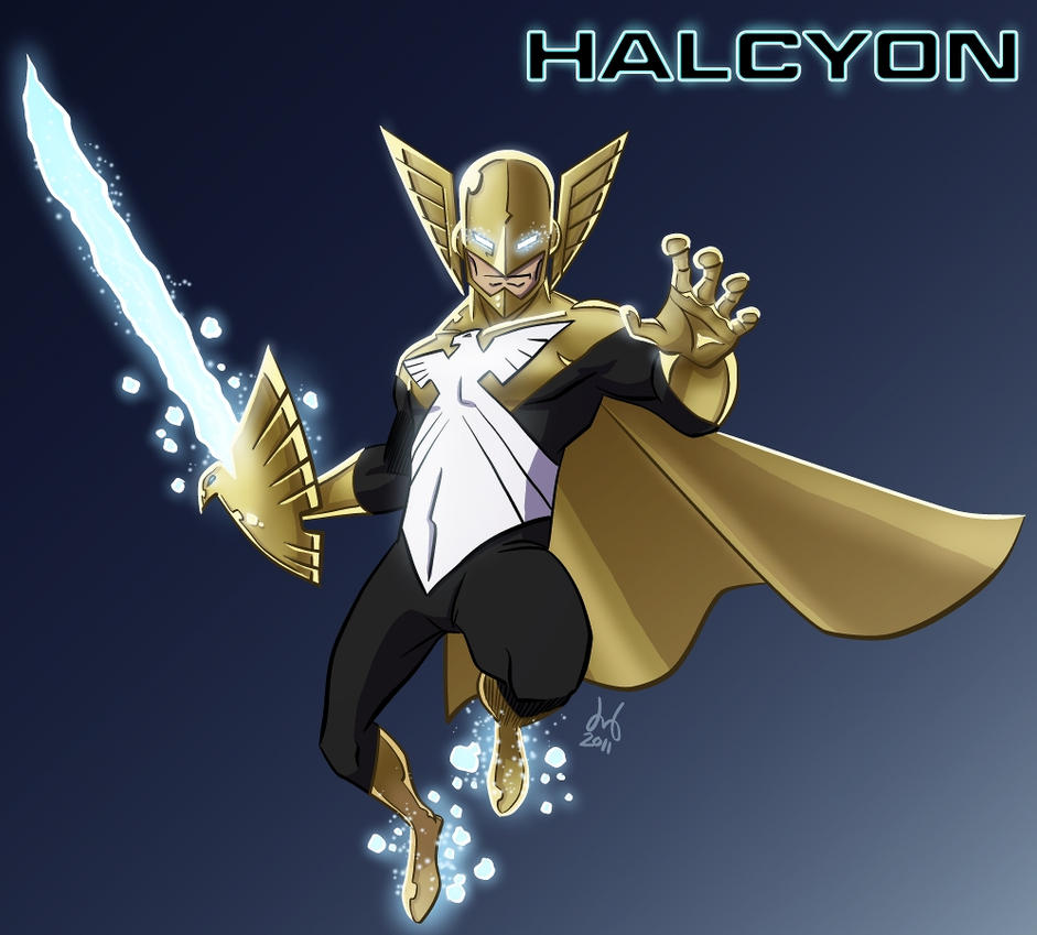 Halcyon by DBed