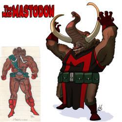 Mad Mastodon 1992-2011 by DBed
