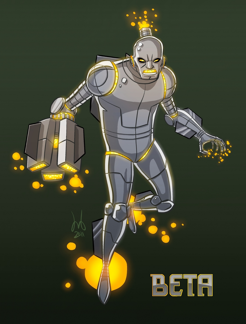 BETA 2011 by DBed