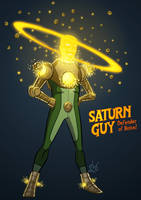 Saturn Guy 2011 by DBed