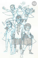 12 - The Adventureteers by DBed