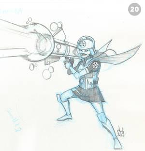 20 - Blue Bazooka