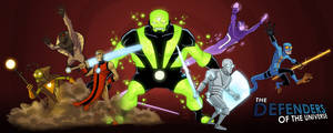 Defenders of the Universe 2012 by DBed
