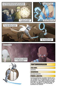 Prisoner of None Origins - Pg 01 - Fantomudoragon