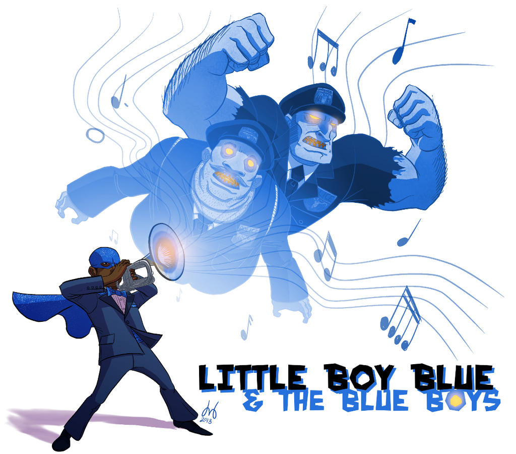 Little Boy Blue Remake by David Bednarski