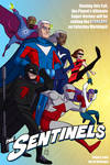 COMMISSION - The Sentinels HEROES Ad