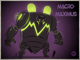 090 - Macro-Maximus