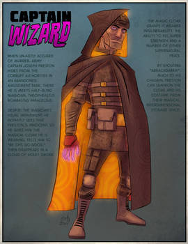 Remake - Captain Wizard
