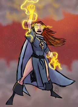 Lore - Stormcaller
