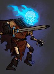02 Doomblade by David Bednarski by DBed
