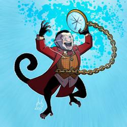 Tempo, the Time Monkey Returns