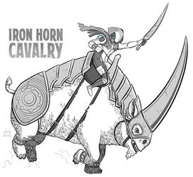 28 Ride - Iron Horn Cavalry