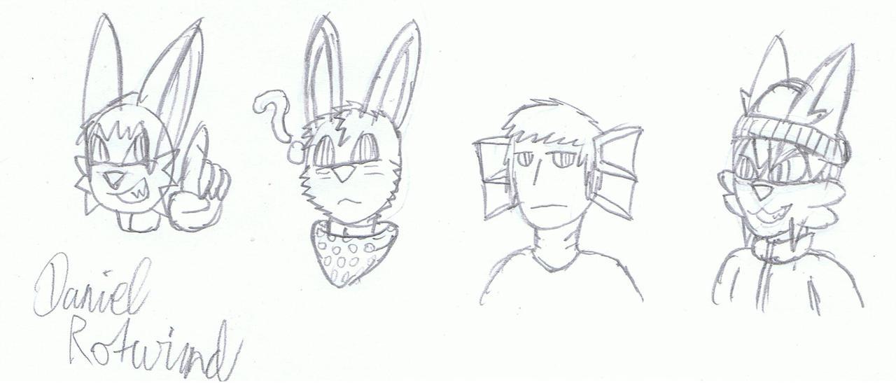 Familiar Faces by DanieluYoshikoto
