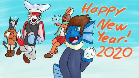 Happy new Year! 2020!