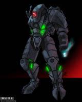 The Future: XV-22 Battlesuit