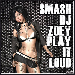 ZJ301 - Zoey - Play it Loud