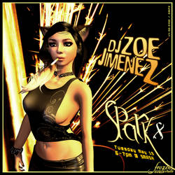 ZJ303 - Zoe - Spark 8 by zoejimenez