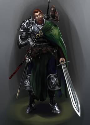 Randolf the Legendary Mercenary