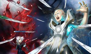 KrazyKrossOver Mortal Kombat Sakuya Ending Part 1