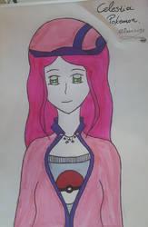 Pokemon Trainer Celestia