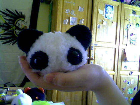 Mochi Plush Panda