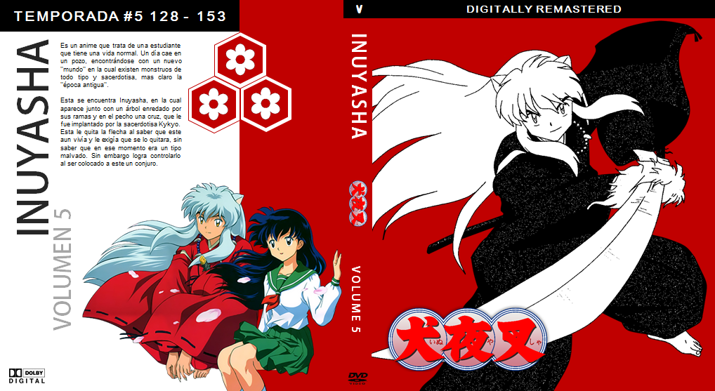 Inuyasha Volume V by PhysicsAndMore