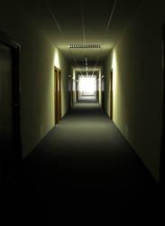 corridor by LunaPopelka