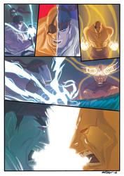 Ryu vs Sagat by Zero0V