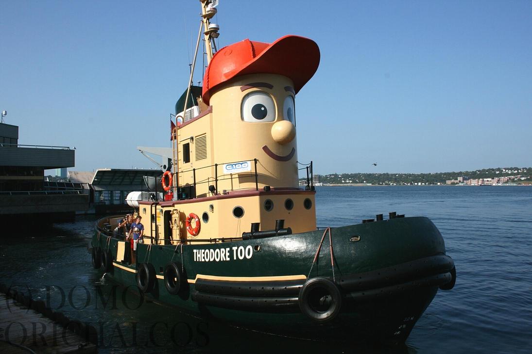 Theodore Tugboat Models