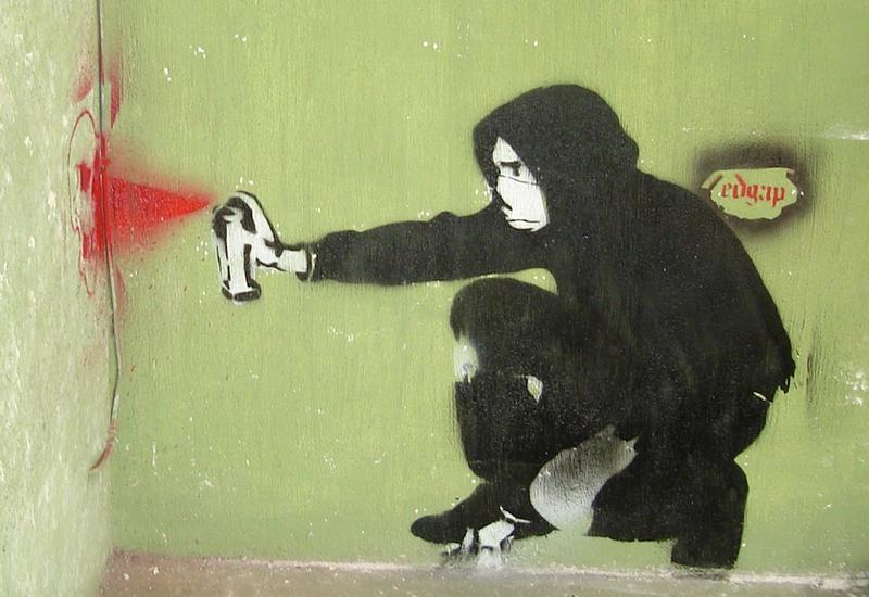 Street Artist by entegrel