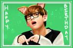 HBD Taehyung #3