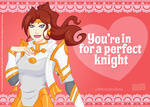 MTG Valentine's Day - Elspeth