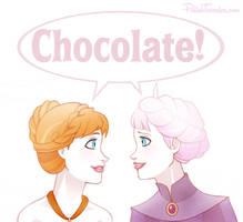 Disney | Frozen | Chocolate by PolishTamales