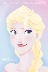 Disney   Frozen   Elsa by PolishTamales