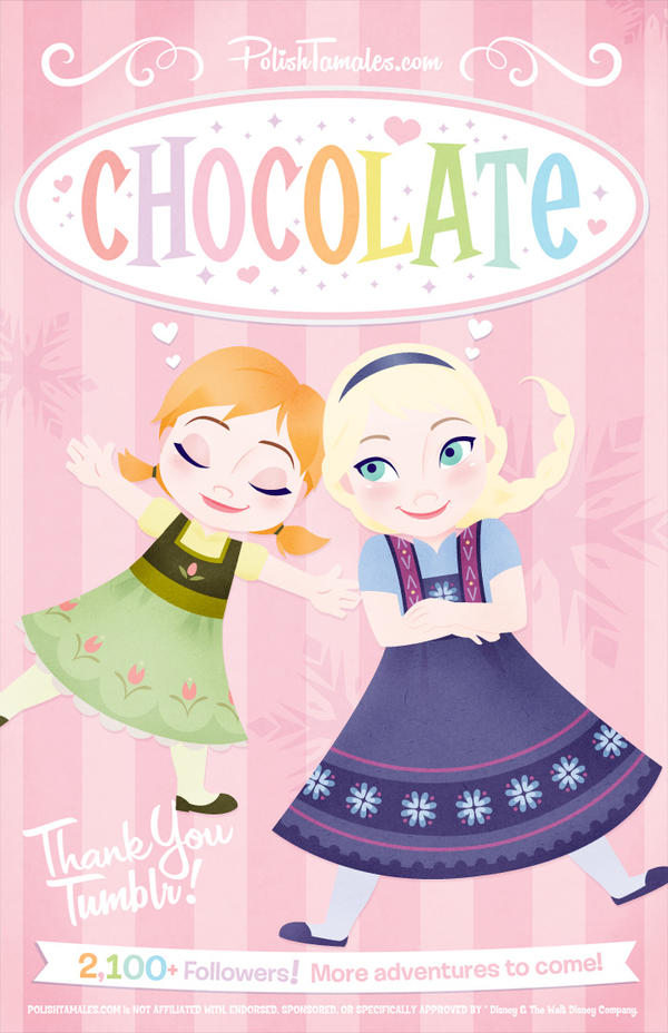 Disney | Frozen | Chocolate Dreams by PolishTamales
