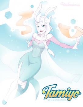 MTG | Disney | Tamiyo Elsa