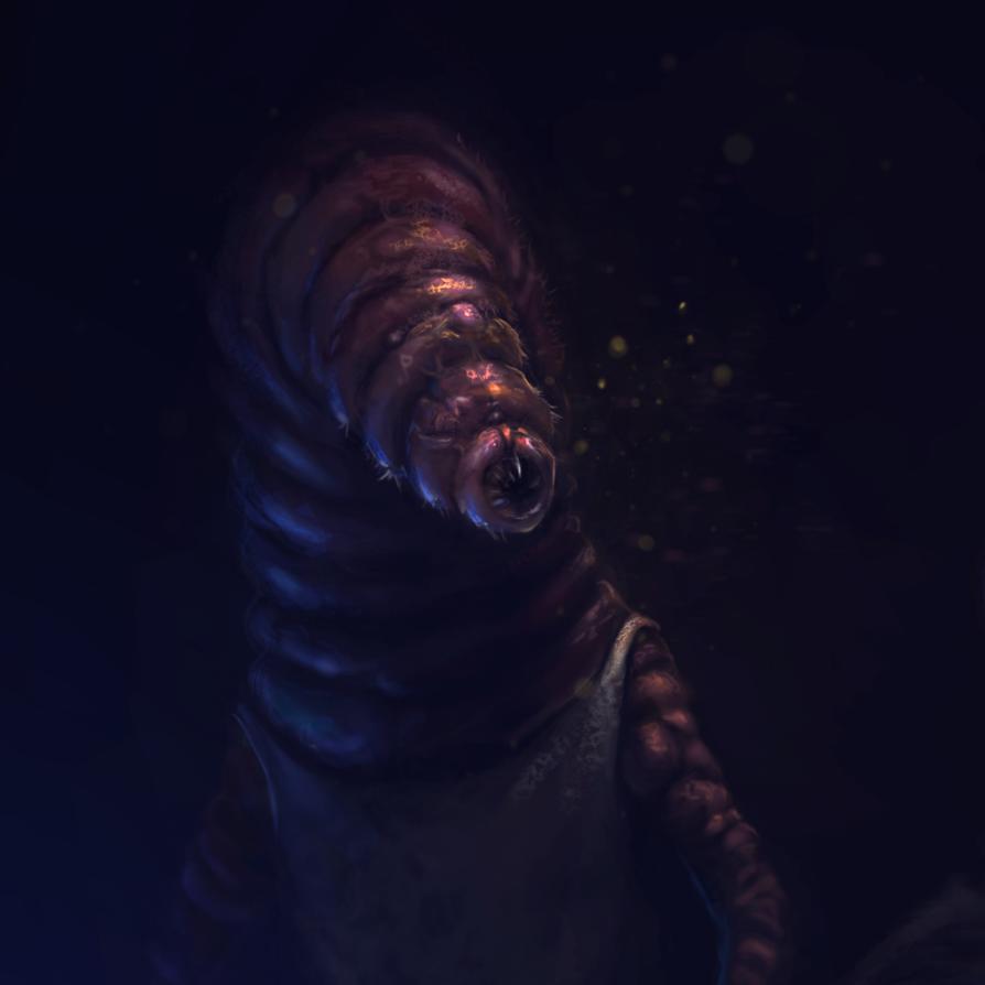 Maggot by nicheltoten