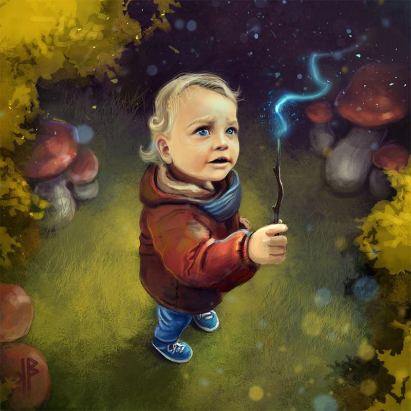 Magic by nicheltoten