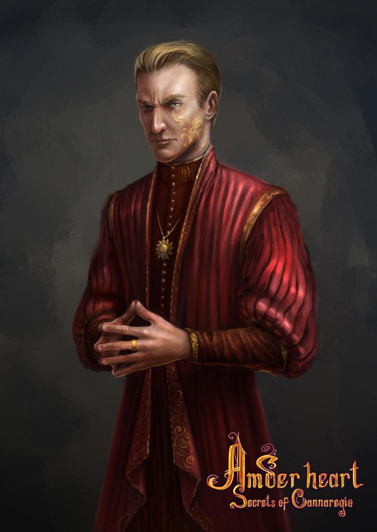 Character by nicheltoten