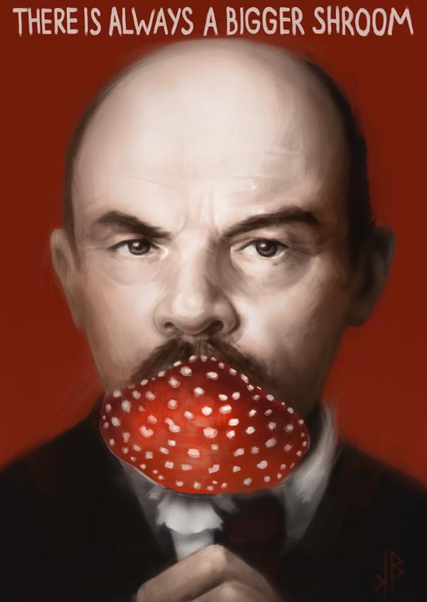 Red for communism by nicheltoten