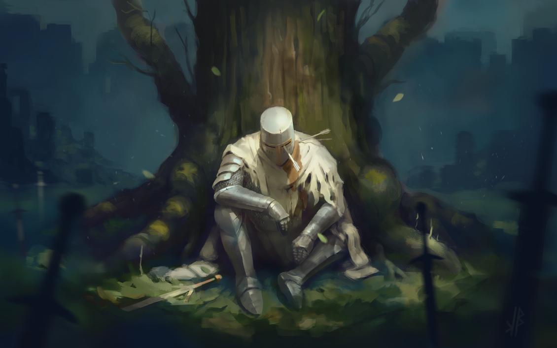 Heide-knight by nicheltoten