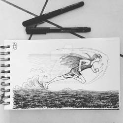 Inktober 1 : Swift