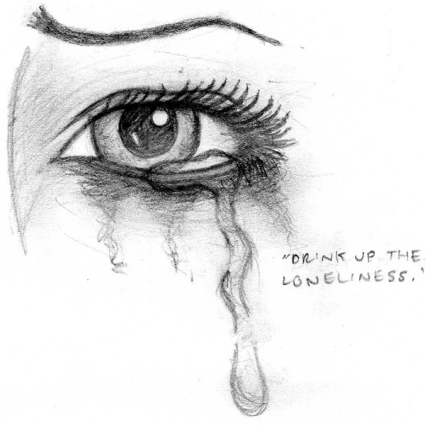 Crying Eye By CryForAudience On DeviantArt
